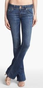 hudson jeans on model